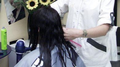 Photo of Legamento d'amore con i capelli