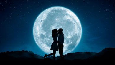 incantesimo d'amore con luna piena