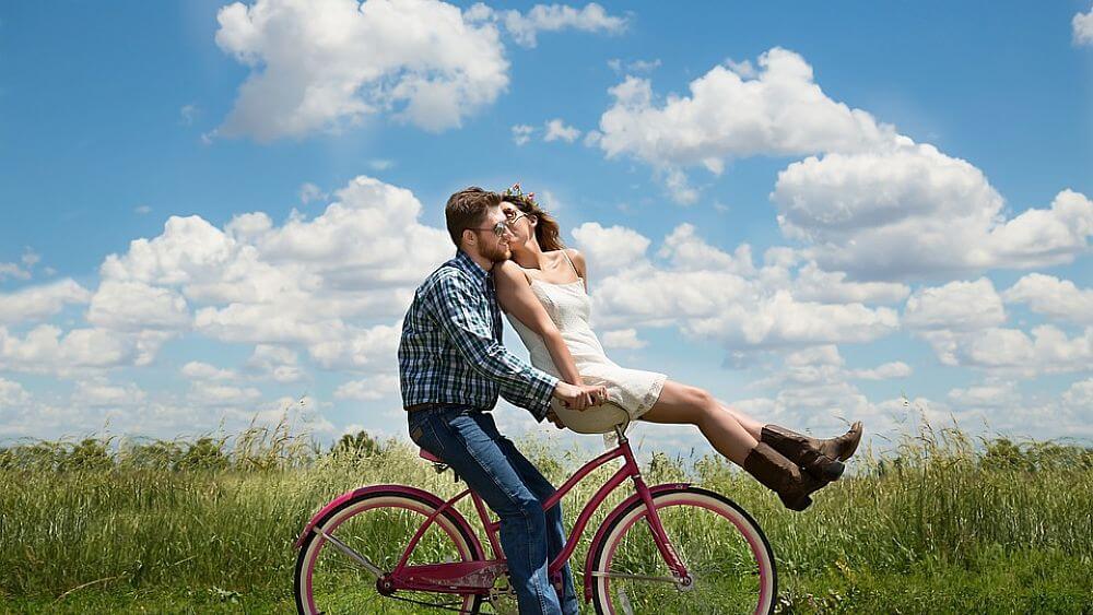 legamento d'amore a distanza