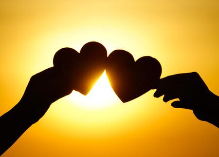 legamenti d'amore fai da te a casa