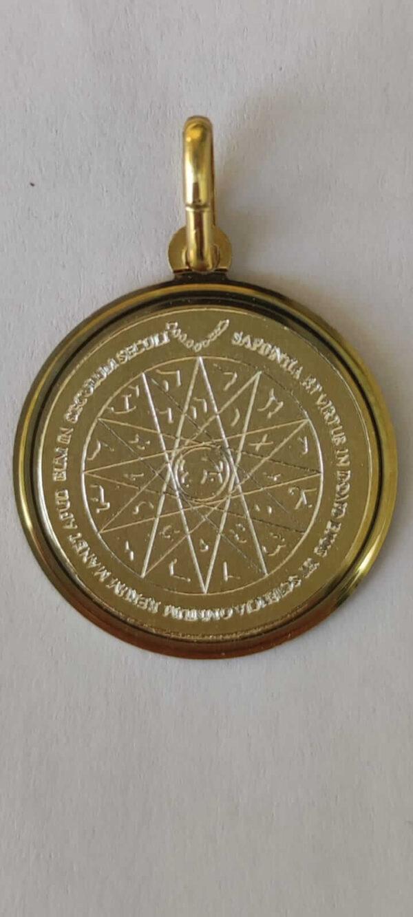 Amuleto contro le Difficoltà: Memoria, Studio e Ricerca