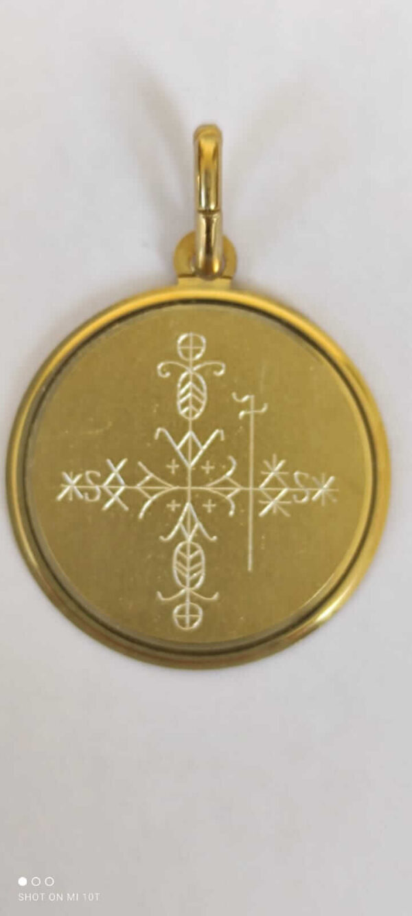 talismano veve papa legba