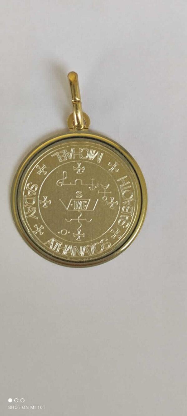 Amuleto dell'Arcangelo Michael (Affermazione Buona Riuscita e Fortuna)