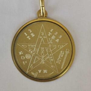Tentagrammaton Ebraico di Protezione